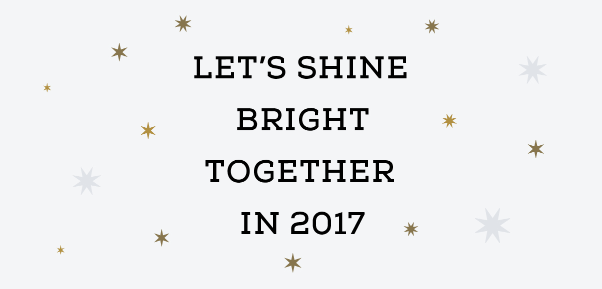 Wishing You a Bright New Year - Upshift Creative Group